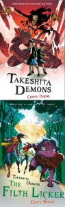 Takeshita Demons and The Filth Licker