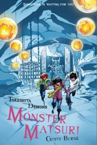 Takeshita Demons: Monster Matsuri cover
