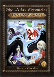 Timarkos - Keeper of the Atlas cover 600