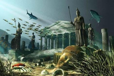 9. Lost city of Atlantis lukzenth via Photobucket