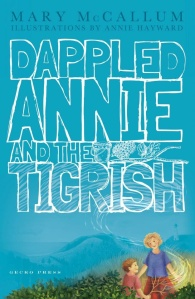 dappled annie and the tigrish cover